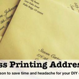 Mass Printing Tutorial