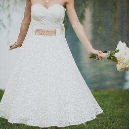 Clean a Vintage Wedding Dress