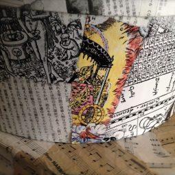 Decoupage Hat Boxes
