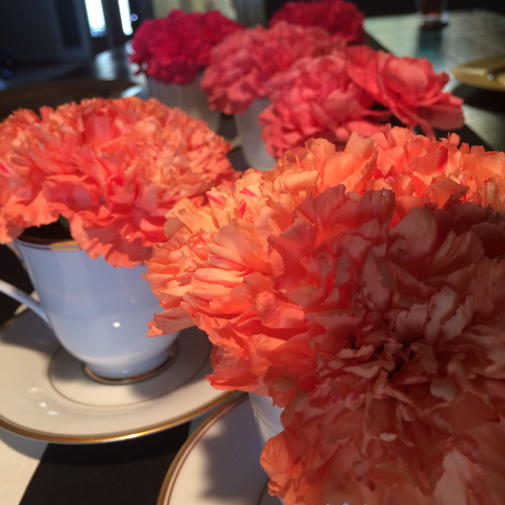 ombre flowers 2