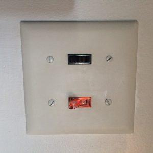 Glow Light Switch