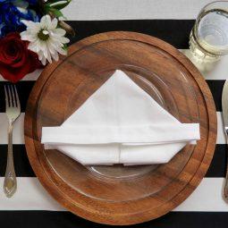 Sailboat Napkin Folding Tutorial