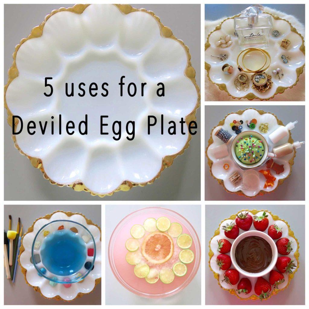 Deviled Egg Plate Ideas