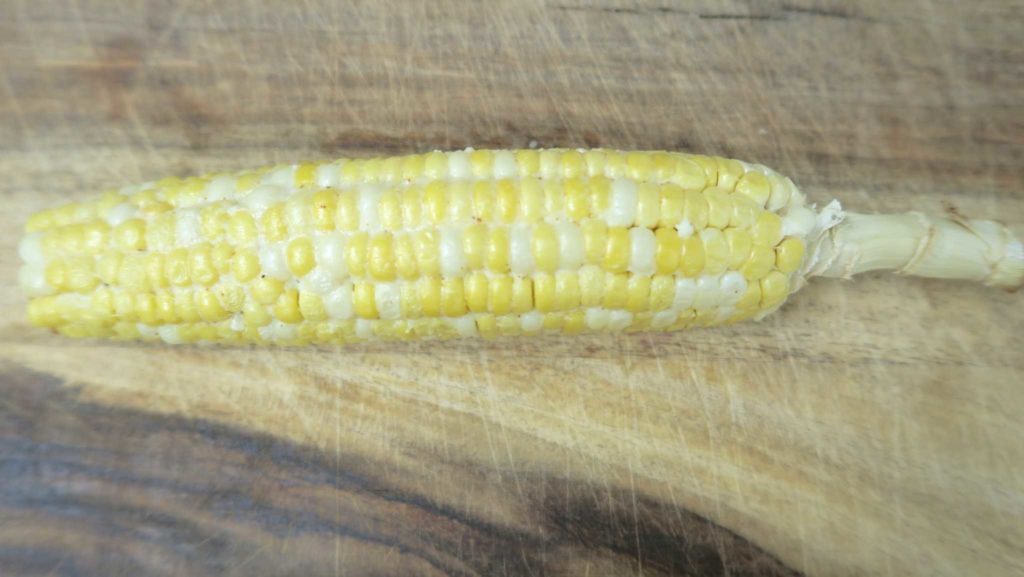 Blue Cheese Corn on the Cob
