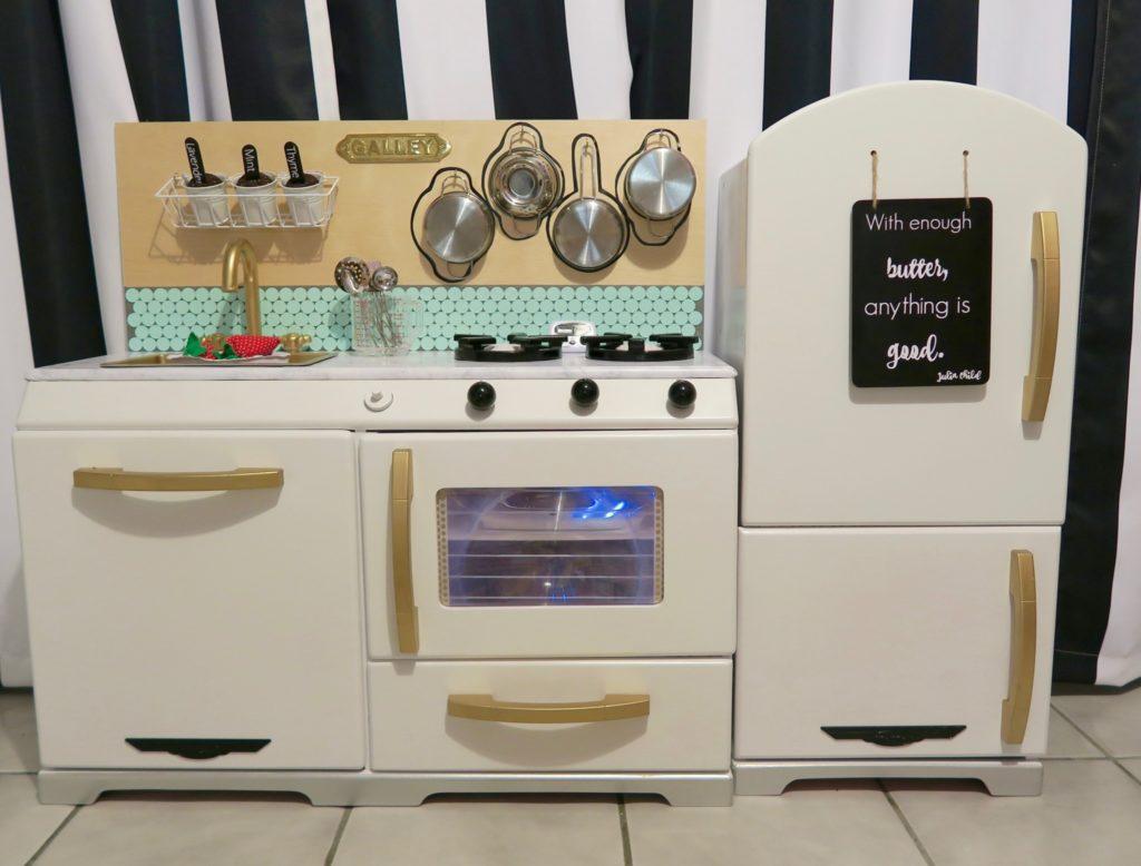Kid Kitchen DIY