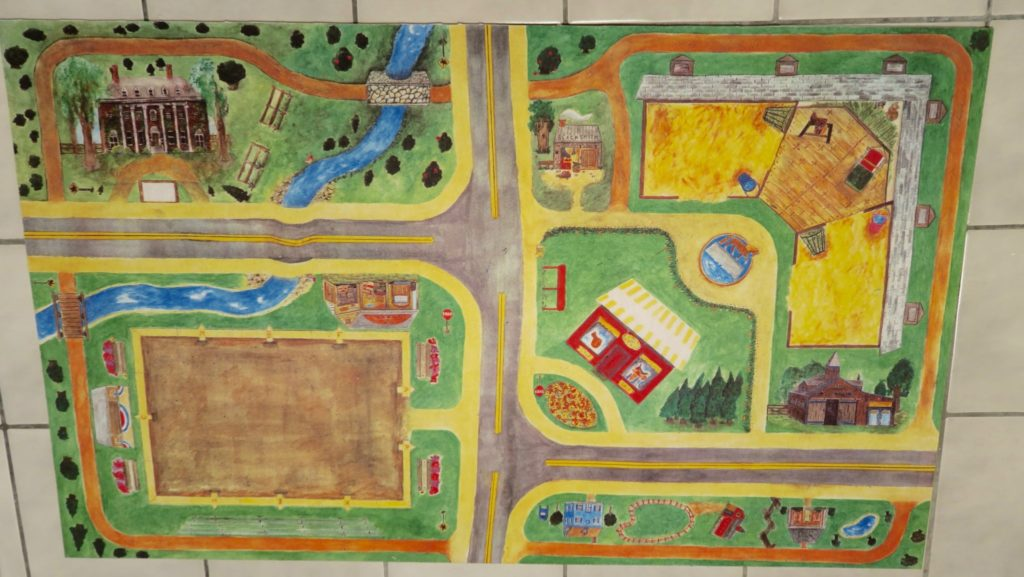 JMS English Countryside Rug A Host of Things