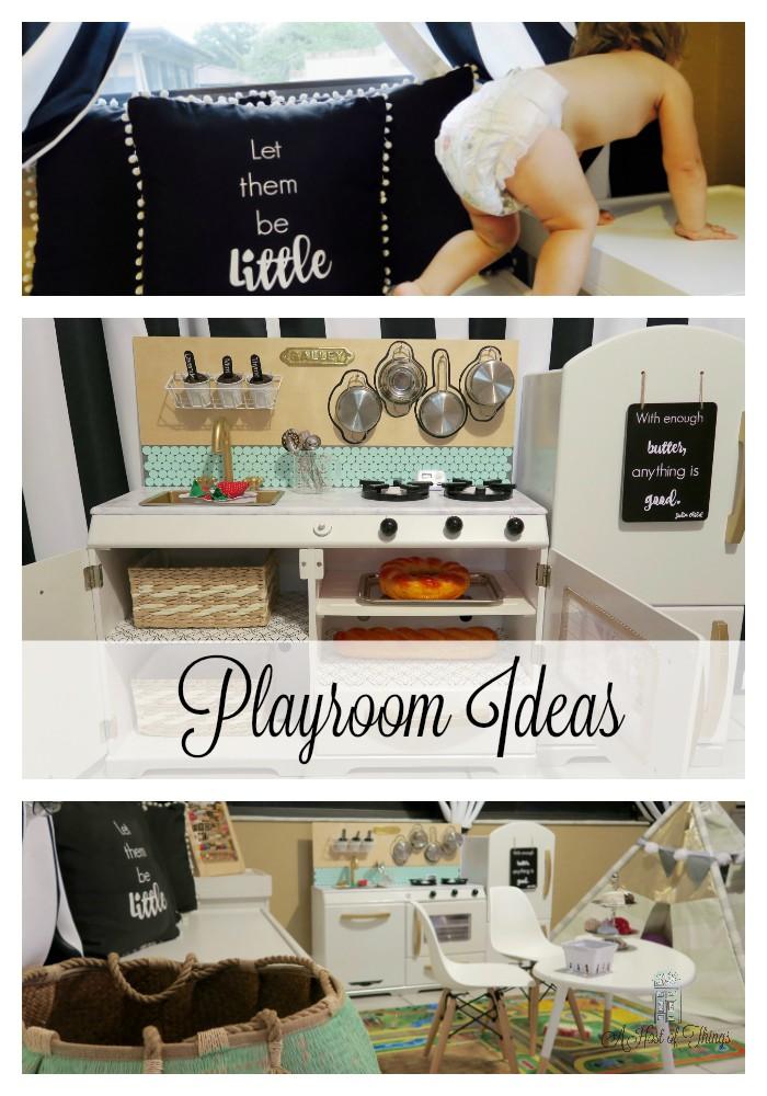 Playroom Ideas!