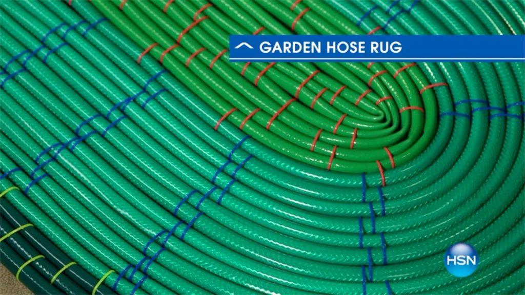 Hose Rug DIY A Host of Things