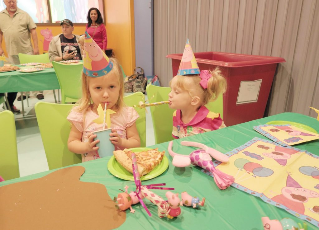 Peppa Pig Birthday Party A Host of Things
