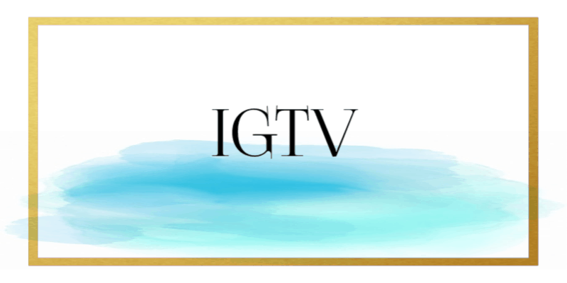 IGTV A Host of Things
